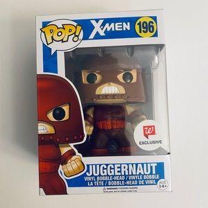 Funko Pop X-Men Juggernaut Walgreens Exlusive